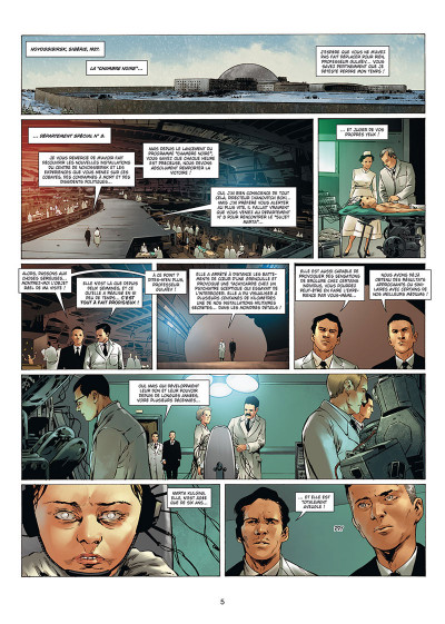 Page 3 Olympus mons tome 2