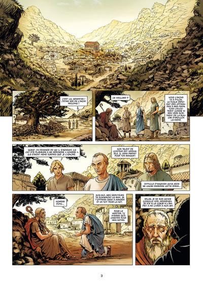 Page 1 Oracle tome 10 - le déchu