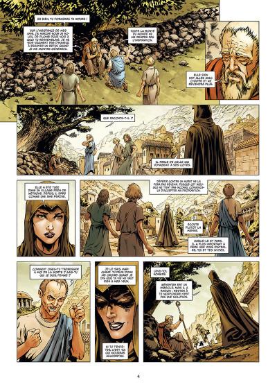 Page 2 Oracle tome 10 - le déchu
