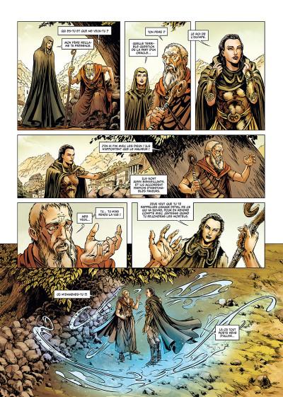 Page 3 Oracle tome 10 - le déchu