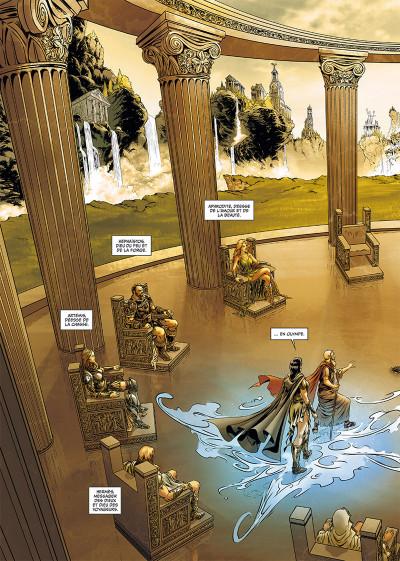 Page 4 Oracle tome 10 - le déchu