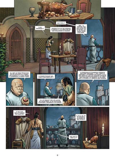 Page 4 Les maîtres inquisiteurs tome 7