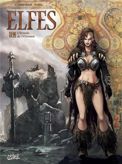 Couverture Elfes tome 19