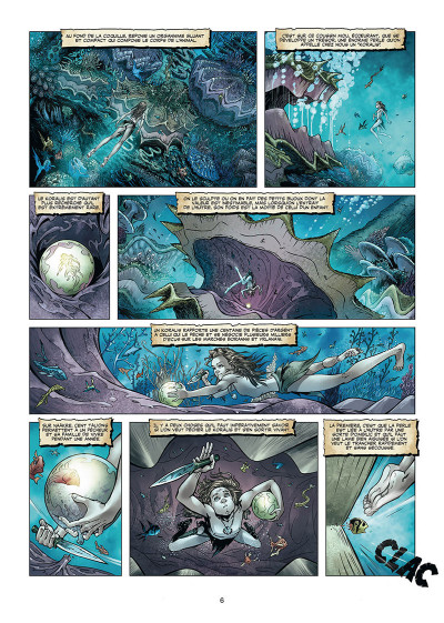 Page 4 Elfes tome 19