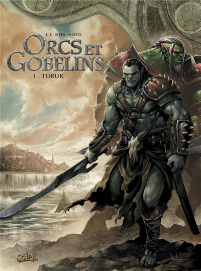 Couverture Orcs & gobelins tome 1