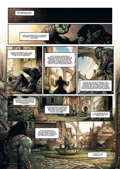 Page 1 Orcs & gobelins tome 1