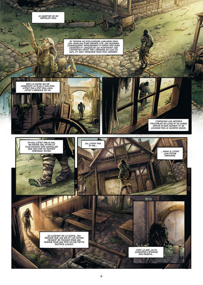Page 2 Orcs & gobelins tome 1