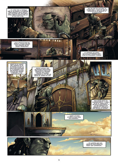 Page 3 Orcs & gobelins tome 1