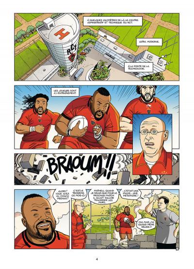 Page 2 RCT tome 1 - parce que Toulon !