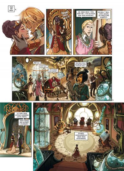 Princesse sara tome 10 - Princesse sarah 3 ...