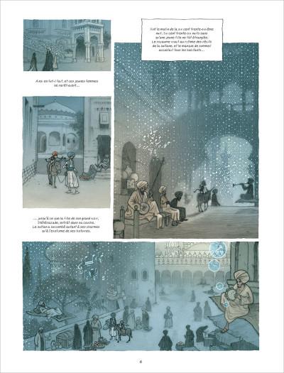 Page 2 La mille et unième nuit