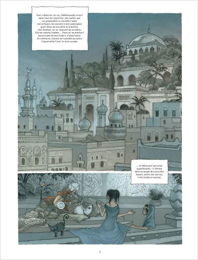 Page 3 La mille et unième nuit