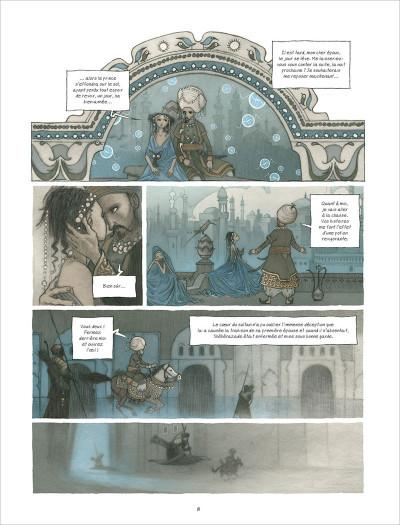 Page 4 La mille et unième nuit