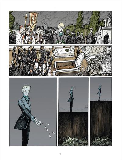 Page 2 L'esprit de Lewis tome 1