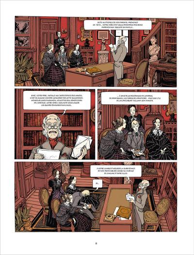 Page 4 L'esprit de Lewis tome 1