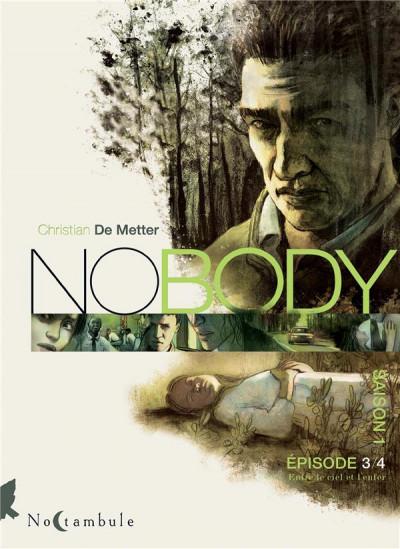 Couverture Nobody - saison 1 tome 3