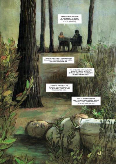Page 1 No body - saison 1 tome 3