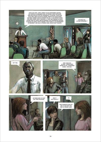 Page 2 No body - saison 1 tome 3