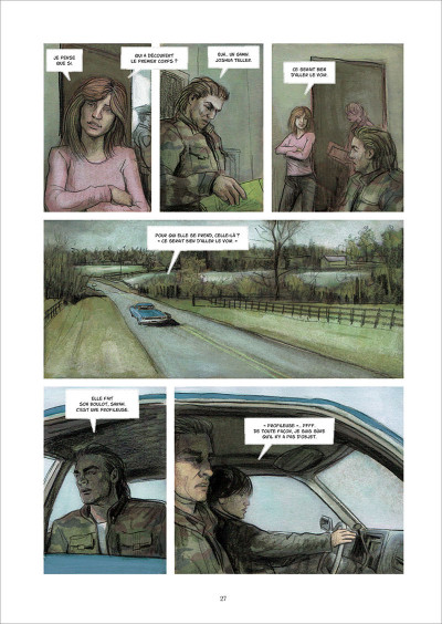 Page 3 No body - saison 1 tome 3