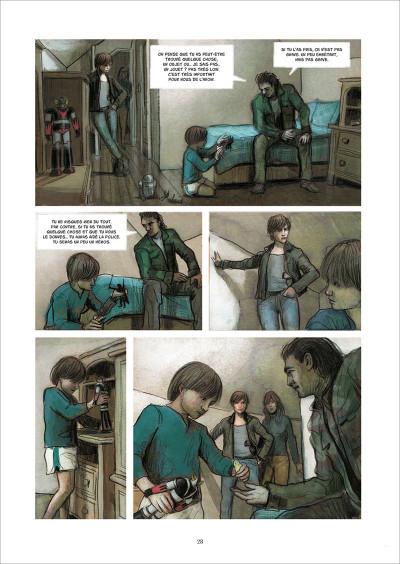 Page 4 No body - saison 1 tome 3