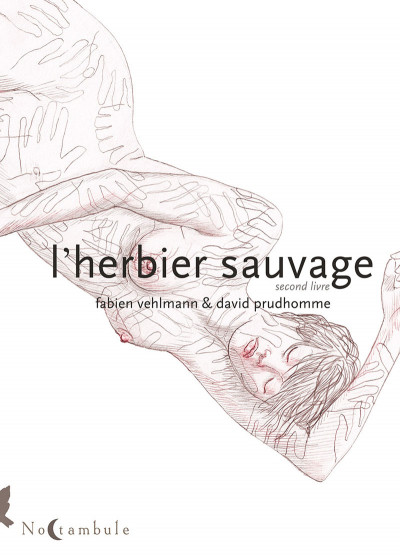 Couverture L'herbier sauvage tome 2