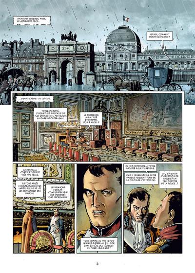 Page 1 Vidocq tome 2