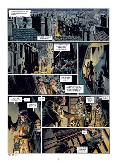 Page 3 Vidocq tome 2