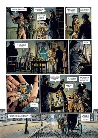 Page 4 Vidocq tome 2
