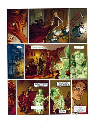 Page 2 Aspic, détectives de l'étrange tome 6