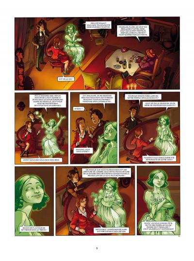 Page 3 Aspic, détectives de l'étrange tome 6