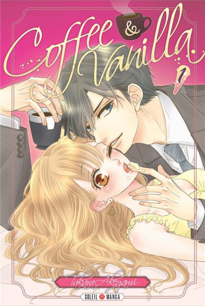 Couverture Coffee and vanilla tome 1