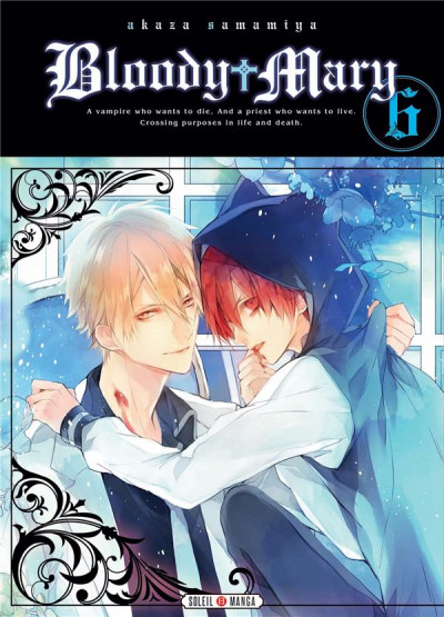 Couverture Bloody mary tome 6