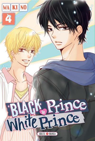 Couverture Black prince & white prince tome 4