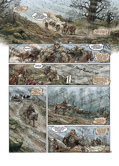 Page 1 Breizh - histoire de la Bretagne tome 3