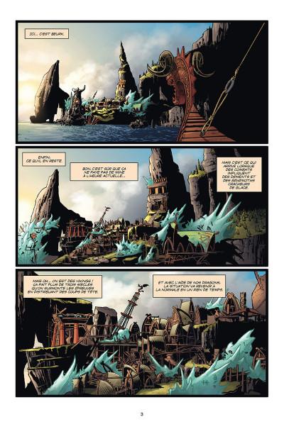 Page 1 Dragons l'héritier du serpent