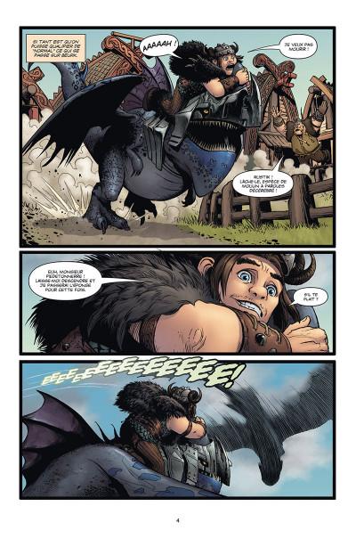 Page 2 Dragons l'héritier du serpent