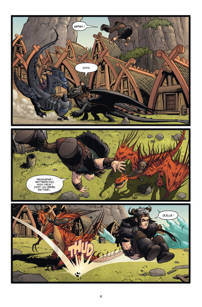 Page 4 Dragons l'héritier du serpent