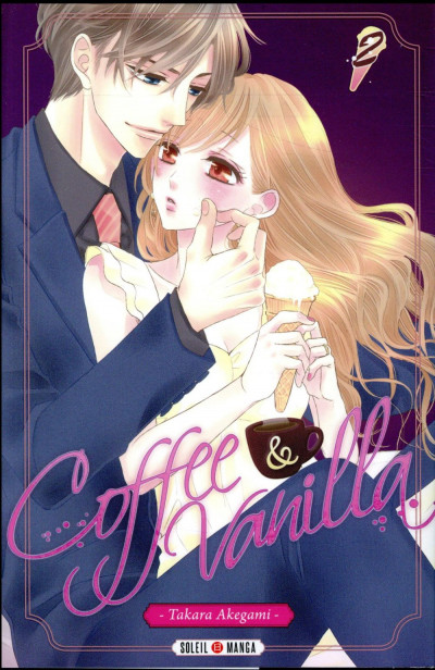 Couverture Coffee and vanilla tome 2