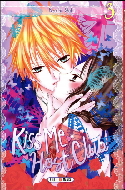 Couverture Kiss me host club tome 3