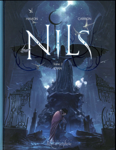 Couverture Nils tome 2