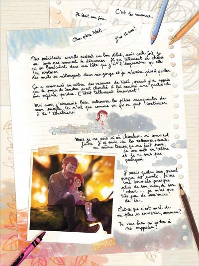 Page 1 Les carnets de Cerise tome 5