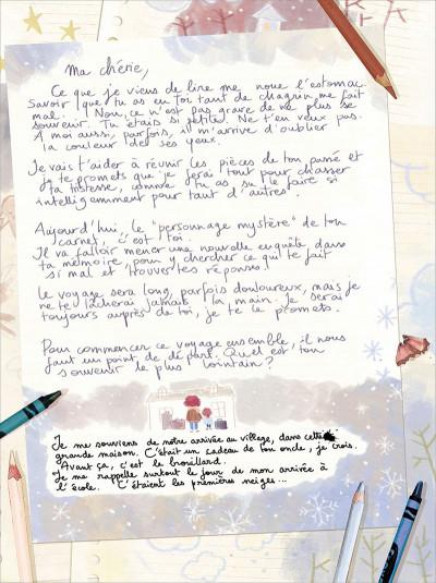 Page 2 Les carnets de Cerise tome 5