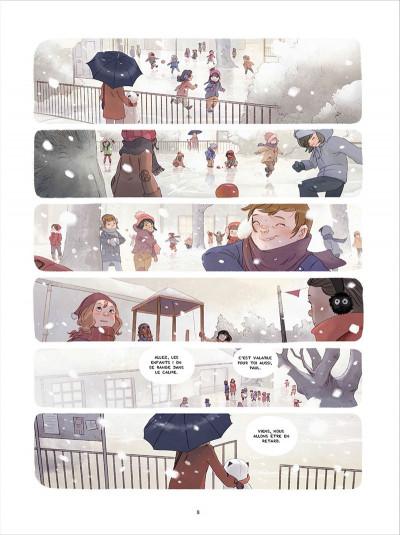 Page 4 Les carnets de Cerise tome 5