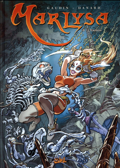 Couverture Marlysa tome 16