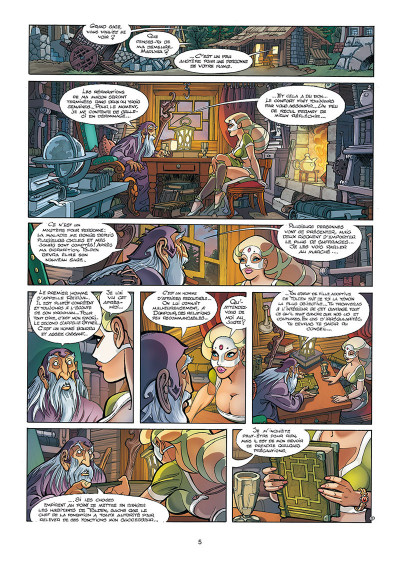 Page 3 Marlysa tome 16