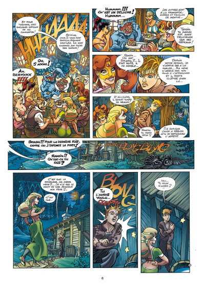 Page 4 Marlysa tome 16