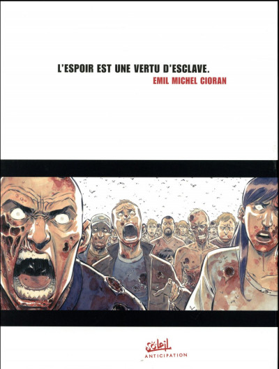 Dos Zombies - intégrale tome 1