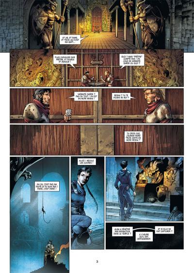 Page 1 La geste des chevaliers dragons tome 25
