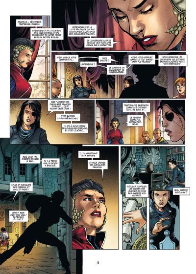 Page 3 La geste des chevaliers dragons tome 25