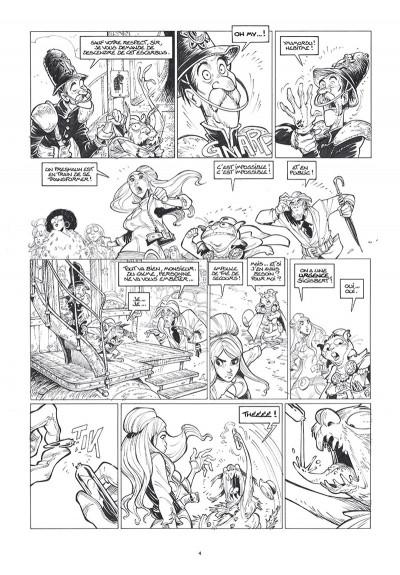 Page 2 Ekhö - monde miroir tome 7 - édition n&b